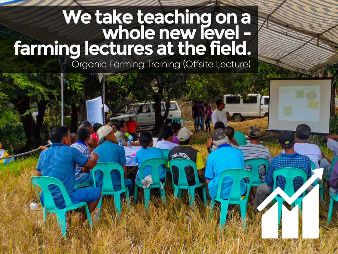Organic Farming Method (Offsite Lecture) - decent work and economic growth - final