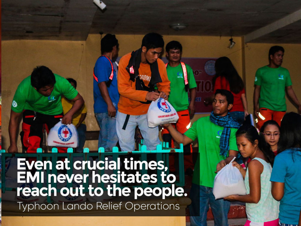 Typhoon Lando Relief Operations - 2.0
