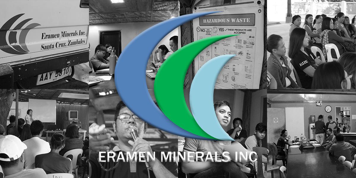 Eramen Minerals - Eramen Minerals Inc
