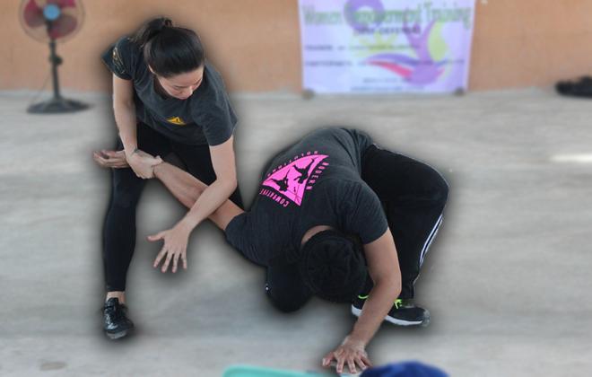 Women Empowerment and Self-Defense Training - Eramen Minerals Inc