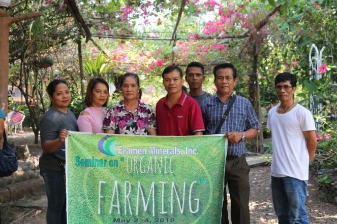 Organic Farming - Eramen Minerals Inc